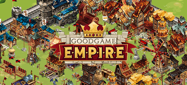 Браузерная стратегия Goodgame Empire