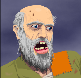 Флеш игра HAPPY WHEELS 2 HACKED онлайн